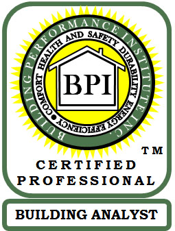Building Performance Institute Certified Professional